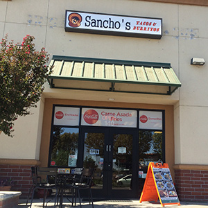 Sancho's Tacos & Burritos
