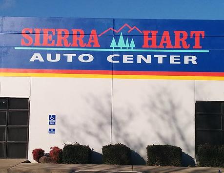 Sierra Hart Auto Center